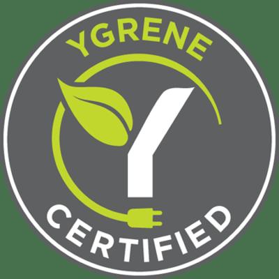 YGRENE Certified